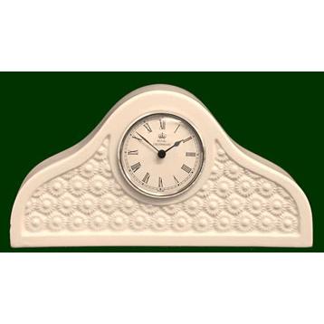 Daisy Mantle Clock